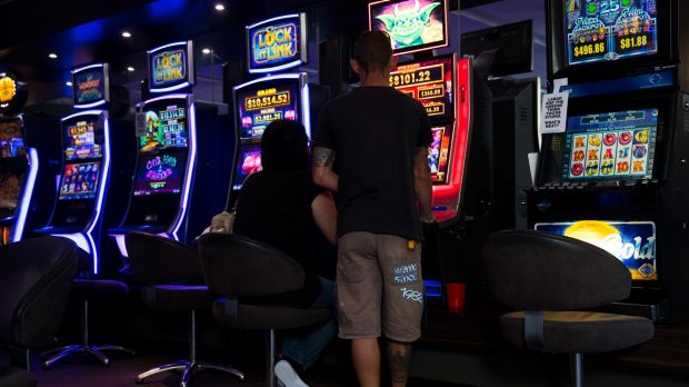 If the government wished to reduce the number of gaming machines, it could use a voluntary surrender scheme.