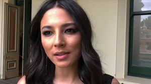 Jessica Gomes says fashion designers are artists and any type of art form inspires the human race.