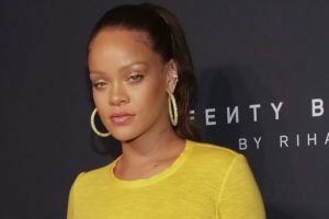 Rihanna sent the social media app's shares diving after blasting the ad.