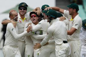 Unleashed: David Warner has been at the focal point of Australian passion this series.