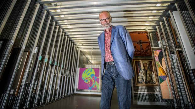 National Portrait Gallery director Angus Trumble says the gallery will close for six months or more next year because ...