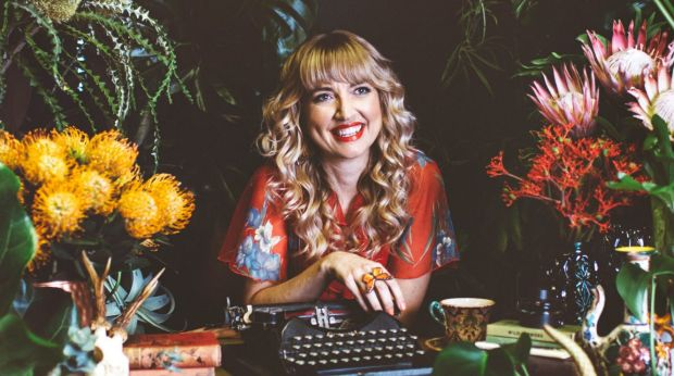 """Holly Ringland: """"I really embodied the book to write it. Like, I lived it to write it."""""""