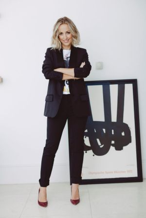 Fanny Moizant, founder of Vestiaire Collective.