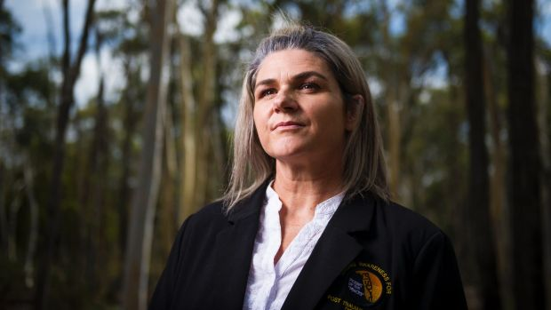 Katie Tonacia says she is not surprised by the findings of a damning report into mental health support within the AFP.