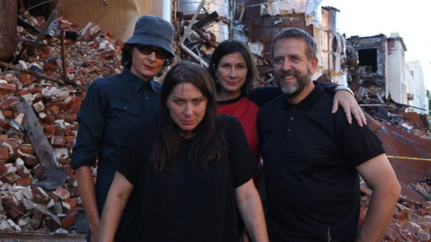The Breeders.