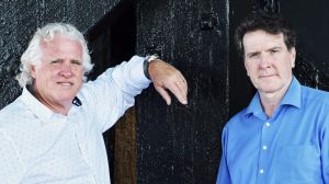 CFMEU national secretary Michael O'Connor and MUA national secretary Paddy Crumlin have defeated a legal challenge to ...