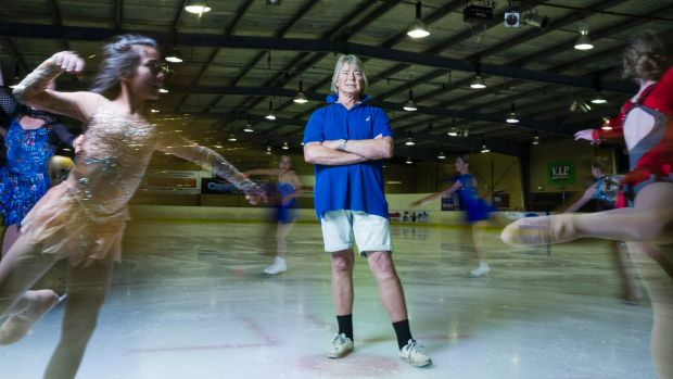 Phillip Swimming and Ice Skating Centre manager John Raut said the once state-of-the-art rink had seen little-to-no ...