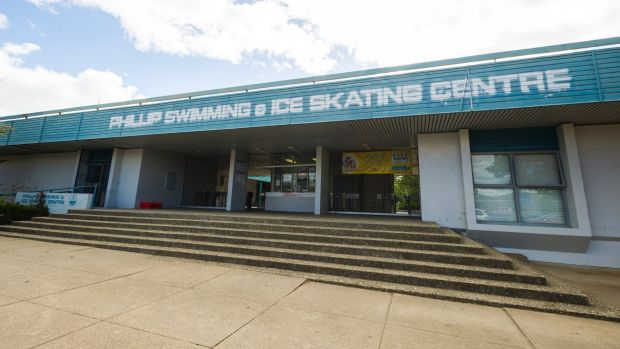 Phillip Swimming and Ice Skating Centre.