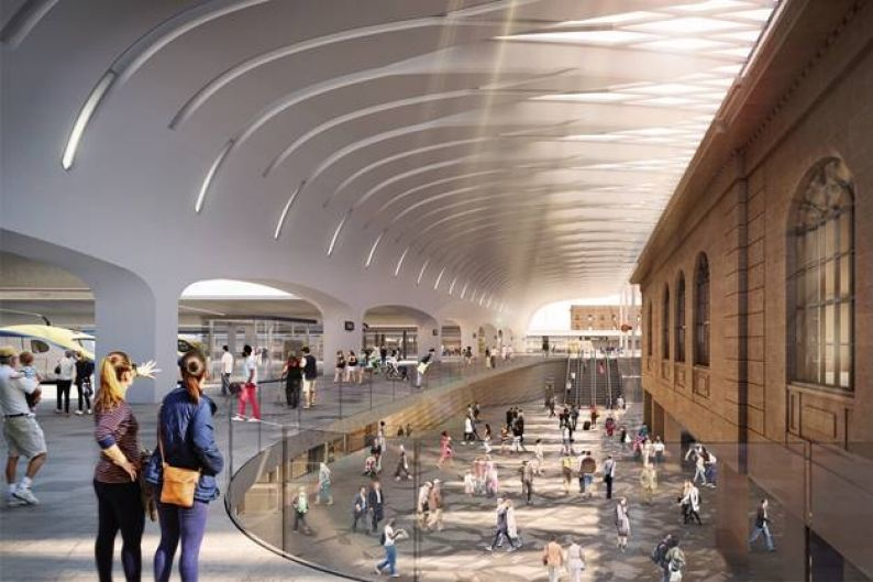 Woods Bagot and John McAslan + Partners are the architectural partners delivering the Sydney Metro upgrade to Central ...