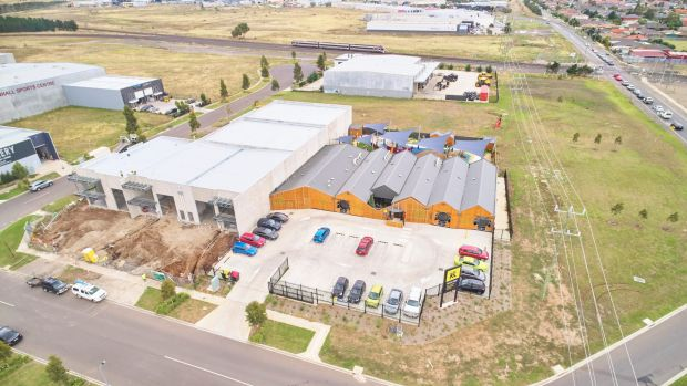 Private investors traded a 1032sq m childcare facility leased to Kool Kidz at 3 Nexus Street in Melbourne's Ravenhall ...