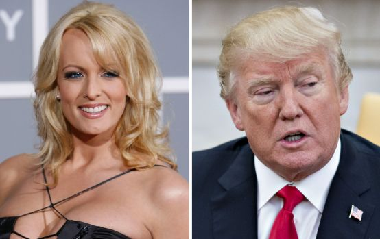 Stormy Daniels, whose real name is Stephanie Clifford, alleges she had an affair with Donald Trump after he had married ...