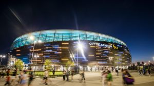 ACROD parking at Optus stadium has caused frustration among fans with disabilities.