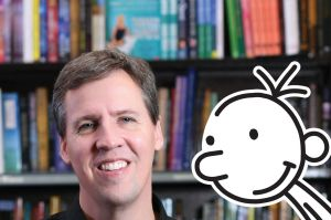 Jeff Kinney says the Wimpy Kid will carry over to book 20.