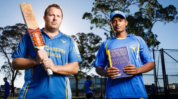 North Canberra-Gungahlin captain Rohan Wight and bowler Esam Rahman will feature in the Cricket ACT semi-final on ...