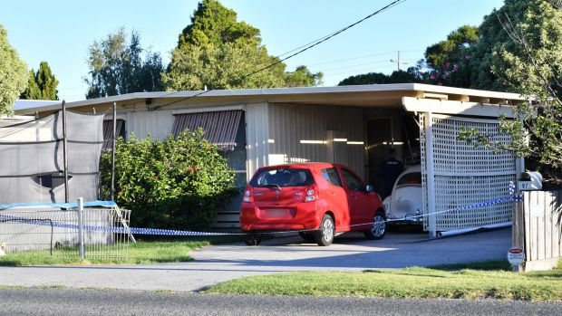 An eight-year-old boy was found dead at an Alma Street home on Thursday afternoon.