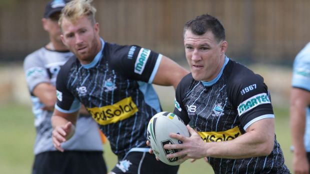 Paul Gallen will share the spotlight with old sparring partner Phil Gould.