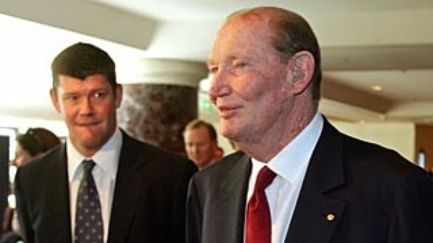 The company was formed by the late billionaire Australian businessman Kerry Packer 35 years ago with the purchase of a ...