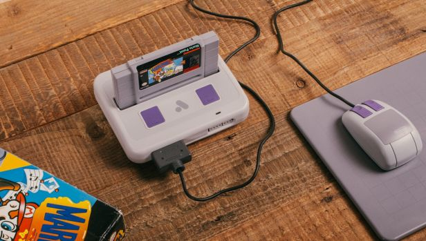 Games with special chips inside, like Yoshi's Island, run with no problem because the cartridge itself does the work. ...