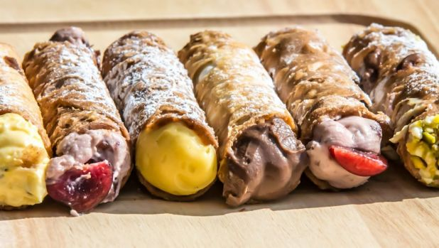 Cannoli Brothers will be back at the Bungendore Harvest Festival for the second year.
