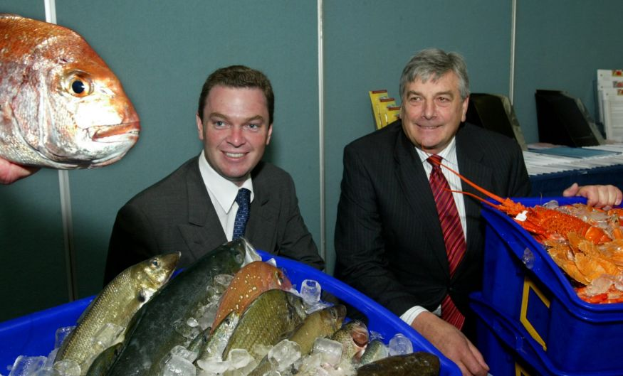 A new food and safety standard, covering the production and processing of seafood, was launcehd by the Parliamenmtary ...