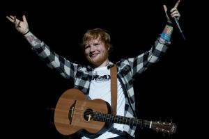 Ed Sheeran's fans sweated their way through his recent Melbourne concerts.