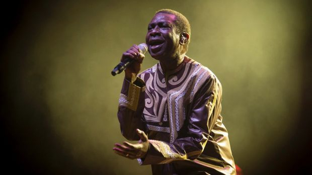 Youssou Ndour: Get ready for a party, not just a concert.