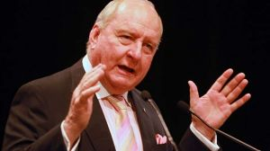 Alan Jones has surged ahead in the Sydney breakfast radio ratings.
