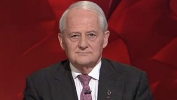 Philip Ruddock is heading up the federal government's Religious Freedom Review.