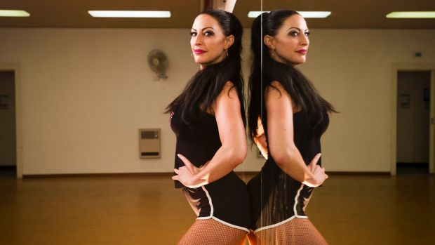 Twerk instructor Becky Fleming says while you don't need a big booty to be a good twerker, 'it certainly helps'.
