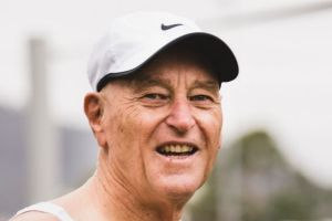 Paul Maggs, 75, is a former priest and retired parole officer who still runs long distance about four times a week, ...