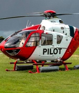 The missing pilot is from Aviator Group, a company which specialises in marine pilot transfers.