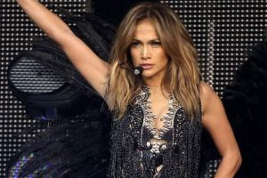 Jennifer Lopez said a director once asked her to undress in front of him.