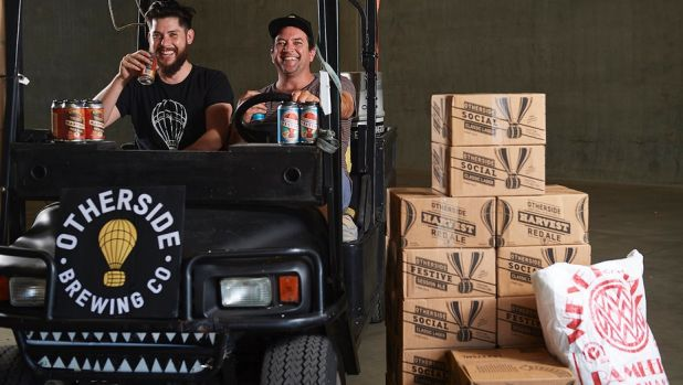 Otherside will have their own brewery as their growth continues in WA.