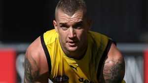 Dustin Martin is a fastidious footballer.