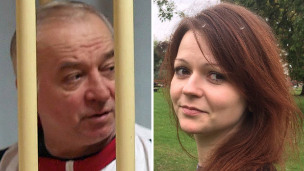 Friction between Britain and Russia has escalated following the poisoning of Russian ex-spy Sergei Skripal, 66, and his ...