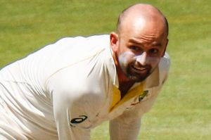 Turning the Table: Nathan Lyon is closing in on 300 wickets coming into the Cape Town Test.