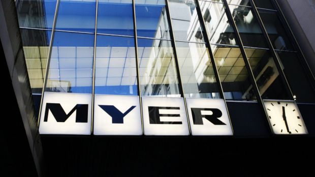 Myer is undergoing crucial talks with its landlords.