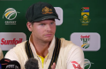 <p>Smith ball tampering conference</p>