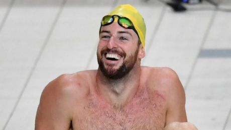 Tough call: James Magnussen is on the verge of a career-defining decision.