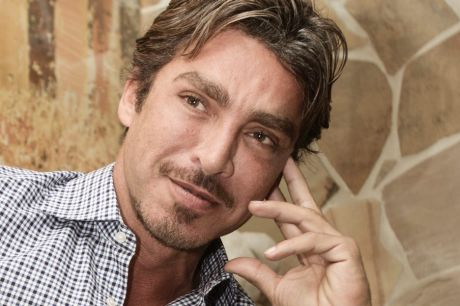 John Ibrahim, 'Lunch with the AFR' at cafe Uliveto, Kings Cross Wednesday 12th February 2014 AFR Photo Louie Douvis