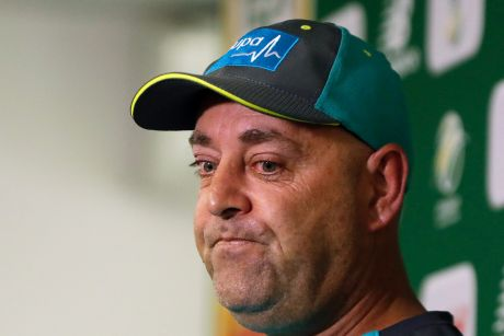 Winning's the only thing: Darren Lehmann had one goal when he arrived at the helm.
