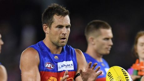 Luke Hodge came under fire this week.