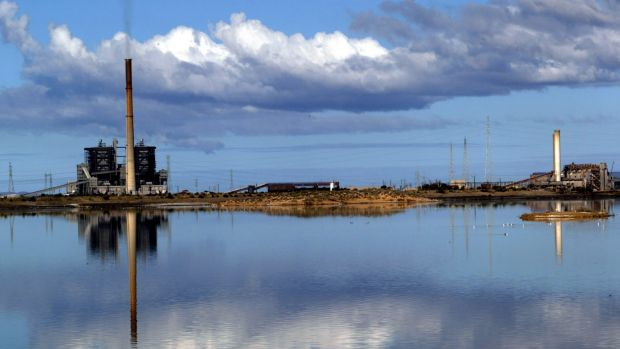 Alinta owned the last of South Australia's coal-fired power stations, Northern and Playford B.