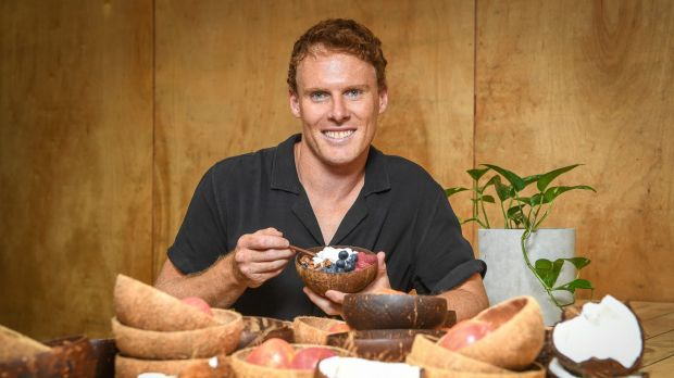 Jake McKeon is the founder of Coconut Bowls.