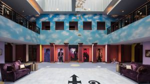 Paisley Park is the former home and recording studio of Prince. The prolific artist behind hits like 1999, When Doves ...