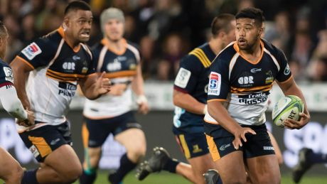 The Brumbies will be chasing back to back wins at home when they play the Jaguares.