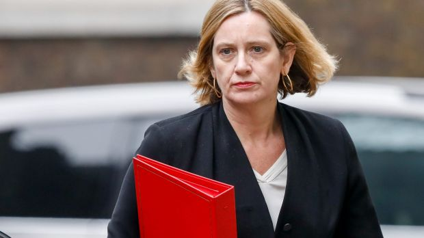 Britain's Home Secretary Amber Rudd has apologised to the 'Windrush Generation'.