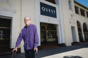 David Lawrance's Quest apartment promised steady returns. The reality was slightly different.