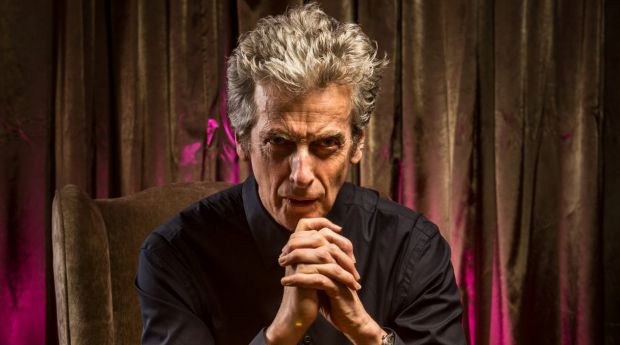 Peter Capaldi, best known as the Twelfth Doctor Who (or, perhaps, as the one and only Malcolm Tucker), is in Australia ...