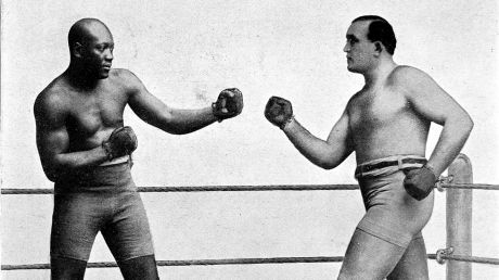 Johnson knocked out Jeffries in the 15th round of their meeting.